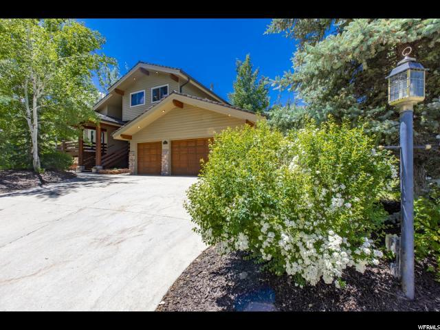 8941 Lariat Rd, Park City, UT 84098 (MLS #1614449) :: High Country Properties