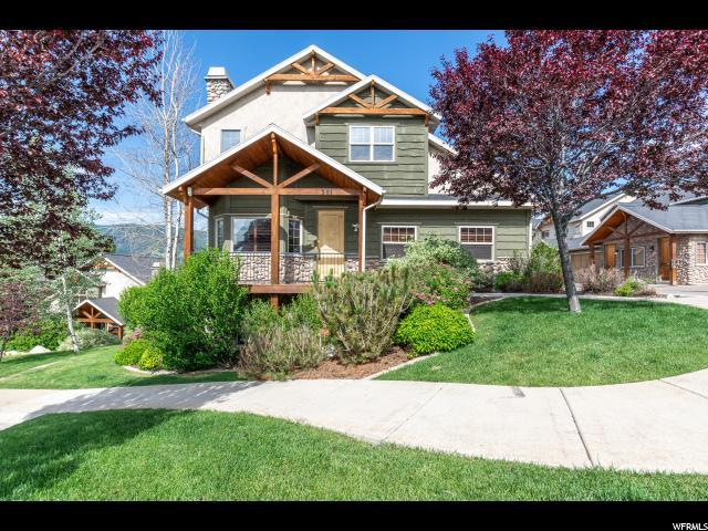 3643 N Huntsman Path C301, Eden, UT 84310 (MLS #1614507) :: Lookout Real Estate Group