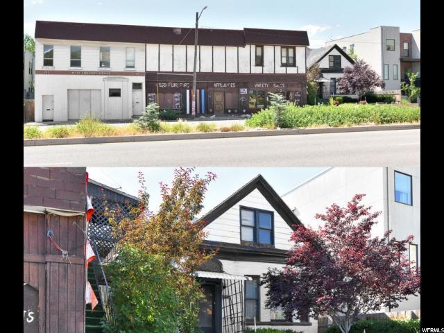 717 N 300 W, Salt Lake City, UT 84103 (#1614676) :: Bustos Real Estate | Keller Williams Utah Realtors