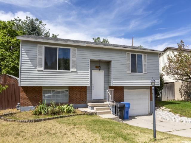 3436 W Crown St, Taylorsville, UT 84129 (#1614824) :: Action Team Realty