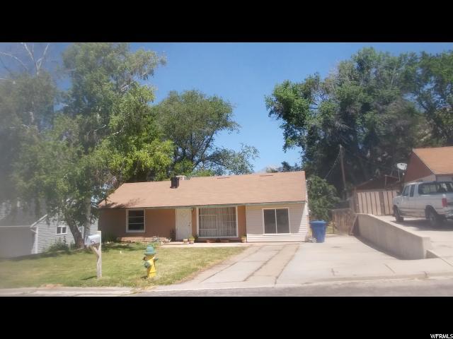1250 E 5TH St S, Ogden, UT 84404 (MLS #1614836) :: Lawson Real Estate Team - Engel & Völkers