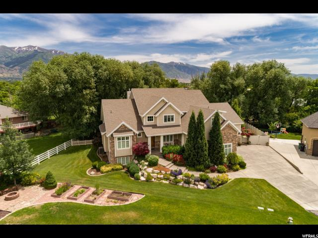 1115 Kings Ct, Kaysville, UT 84037 (#1614868) :: Colemere Realty Associates