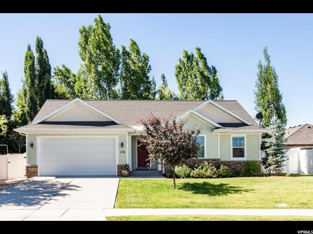176 E 2060 S, Heber City, UT 84032 (#1614939) :: goBE Realty