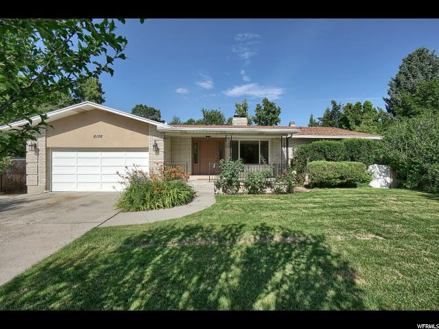 8156 S Oak Creek Dr., Cottonwood Heights, UT 84093 (#1615348) :: Von Perry | iPro Realty Network