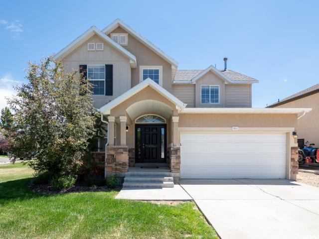 511 S 820 E, Heber City, UT 84032 (MLS #1615438) :: High Country Properties