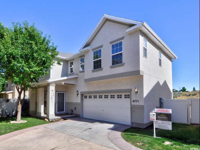 6771 W Tupelo Ln, West Jordan, UT 84081 (#1615722) :: Bustos Real Estate   Keller Williams Utah Realtors