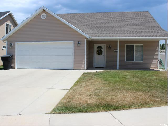 257 E Jay Ln, Payson, UT 84651 (#1615748) :: Red Sign Team