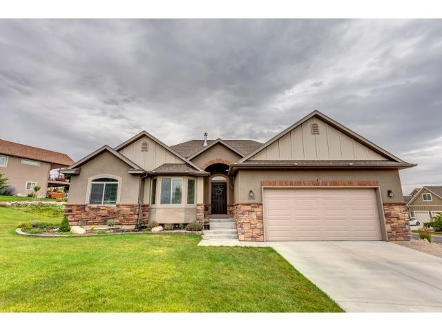 408 W Stillwater Dr, Saratoga Springs, UT 84045 (#1616014) :: Action Team Realty