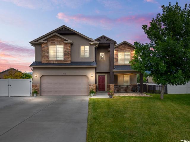 1831 S 550 W, Lehi, UT 84043 (#1616280) :: Bustos Real Estate | Keller Williams Utah Realtors