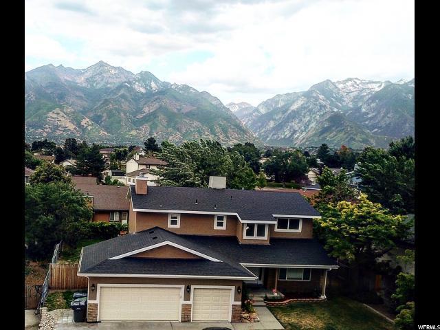 8699 S 1700 E, Sandy, UT 84093 (#1616297) :: Powerhouse Team   Premier Real Estate