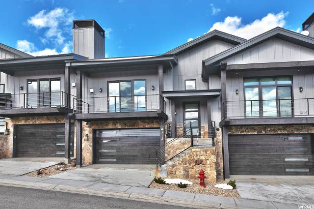 4313 Holly Frost Ct #11, Park City, UT 84098 (MLS #1616424) :: High Country Properties