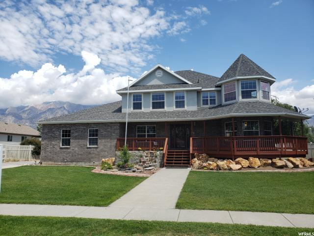 2618 W Remuda Dr, Farr West, UT 84404 (#1616566) :: The Fields Team