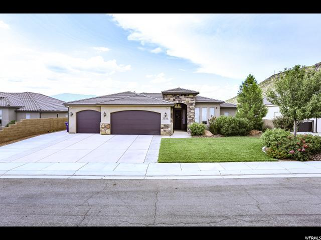 3322 W 2490 S, Hurricane, UT 84737 (MLS #1616567) :: Lawson Real Estate Team - Engel & Völkers