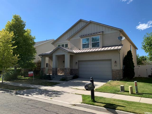272 W 13240 S, Draper, UT 84020 (#1616769) :: Big Key Real Estate