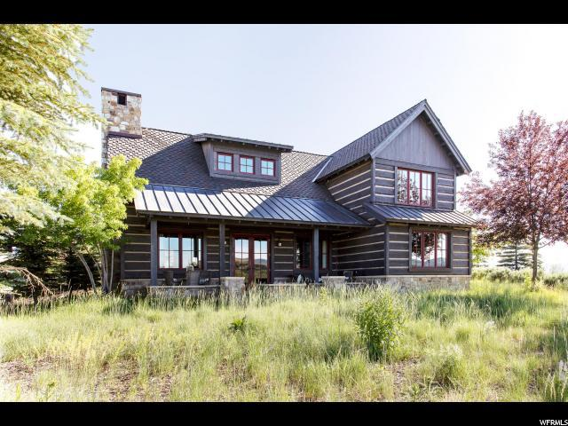 8192 Western Sky, Park City, UT 84098 (MLS #1616782) :: High Country Properties