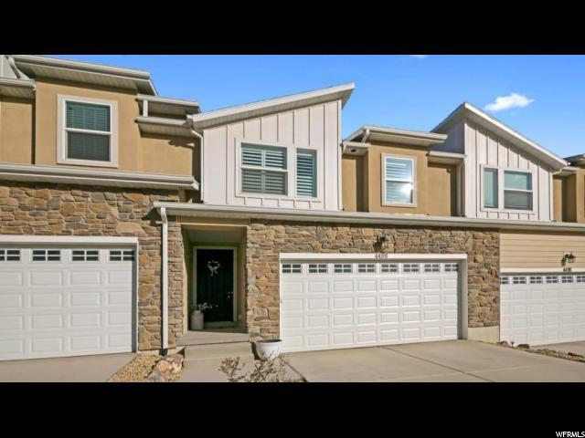 4498 W Lone Shadow Ln, Herriman, UT 84096 (#1617365) :: Red Sign Team