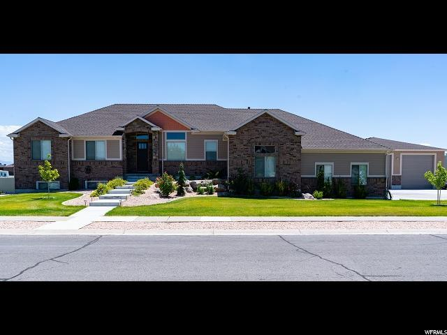 1988 S Cameron Dr, West Haven, UT 84401 (#1617540) :: Red Sign Team