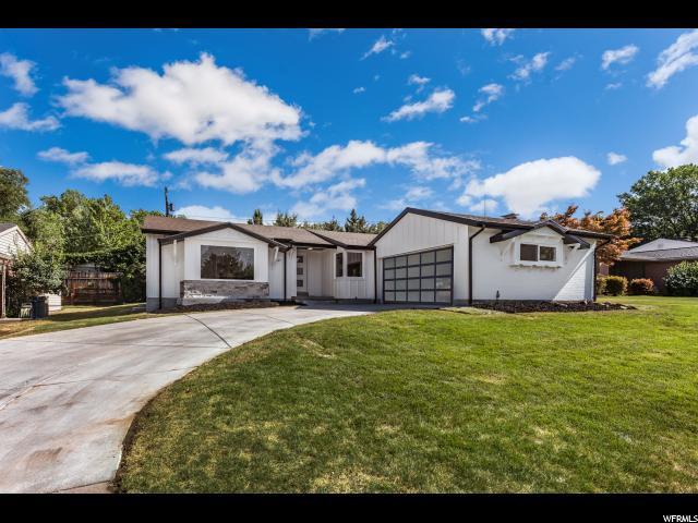 2127 E St. Marys Dr S, Salt Lake City, UT 84108 (#1617860) :: Colemere Realty Associates