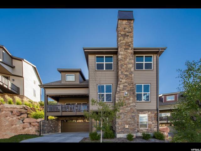 5449 Luge Ln, Park City, UT 84098 (MLS #1617907) :: High Country Properties