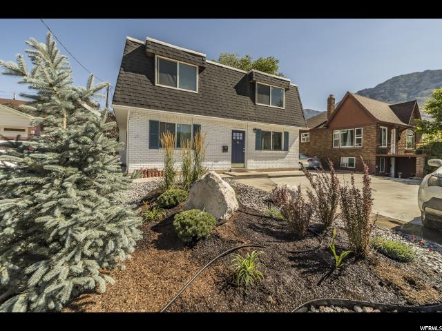 329 E 700 N, Provo, UT 84606 (#1618084) :: Big Key Real Estate
