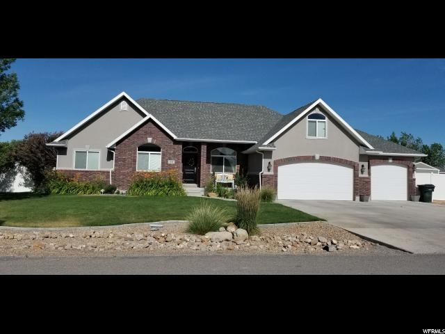 1411 Independence Ave, Price, UT 84501 (#1618134) :: Red Sign Team