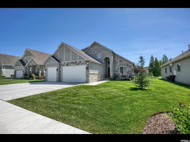 1188 N Canyon View Rd W, Midway, UT 84049 (MLS #1618239) :: High Country Properties