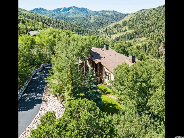7132 Canyon Dr #90, Park City, UT 84098 (MLS #1618294) :: High Country Properties