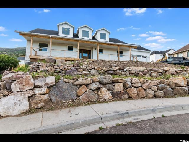 228 N Oh Henry St, Santaquin, UT 84655 (#1618686) :: Red Sign Team