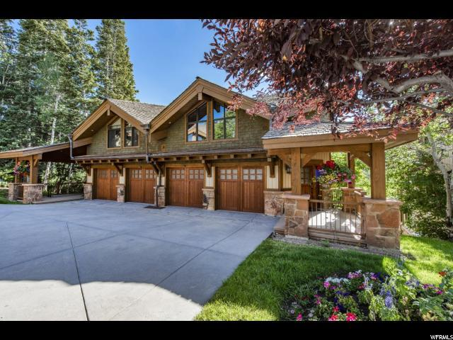 7235 Little Belle Ct #9, Park City, UT 84060 (#1619063) :: Doxey Real Estate Group