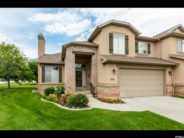 1081 E 390 N, American Fork, UT 84003 (#1619533) :: Exit Realty Success