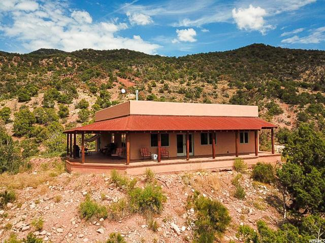 300 Upper Pack Crk, Moab, UT 84532 (MLS #1619777) :: High Country Properties