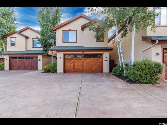 6641 Trout Creek Ct, Park City, UT 84098 (MLS #1619864) :: High Country Properties