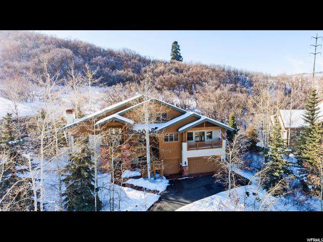 3768 Sunridge Dr, Park City, UT 84098 (#1620601) :: Colemere Realty Associates