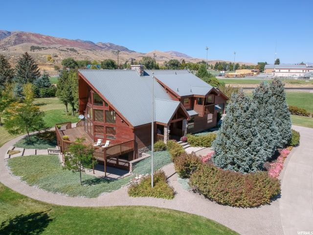 4865 W W Hwy 36, Dayton, ID 83232 (MLS #1620648) :: Lawson Real Estate Team - Engel & Völkers