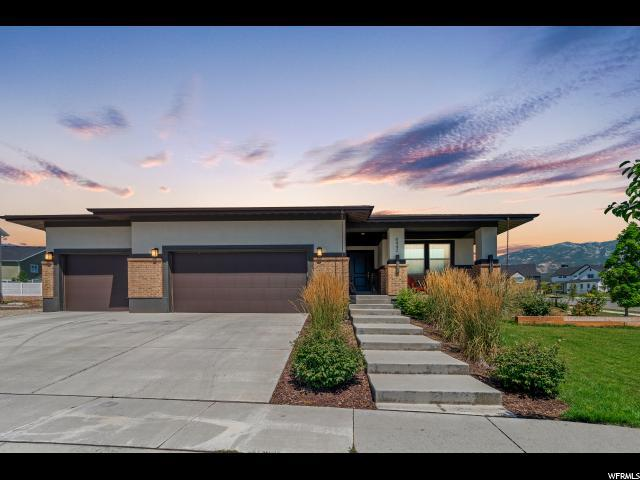 6432 W Glassford Way, Highland, UT 84003 (#1621021) :: goBE Realty