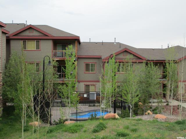 5519 N Lillehammer Ln E #1405, Park City, UT 84098 (MLS #1621475) :: High Country Properties