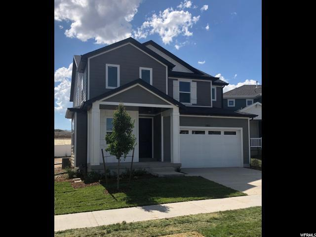 1911 N Lemongrass Dr W, Saratoga Springs, UT 84045 (#1621695) :: Doxey Real Estate Group