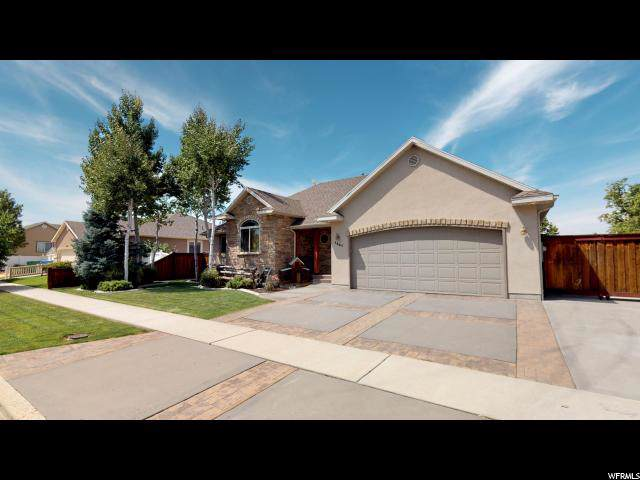1667 N 950 W, Orem, UT 84057 (#1621730) :: The Fields Team