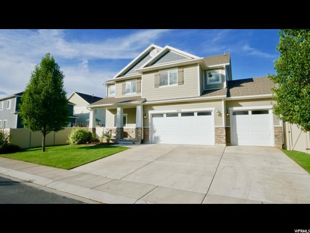 3556 N Bear Hollow Way, Lehi, UT 84043 (#1621798) :: RE/MAX Equity