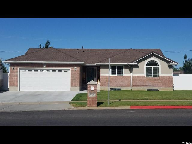890 S 500 W, Brigham City, UT 84302 (#1622005) :: Colemere Realty Associates