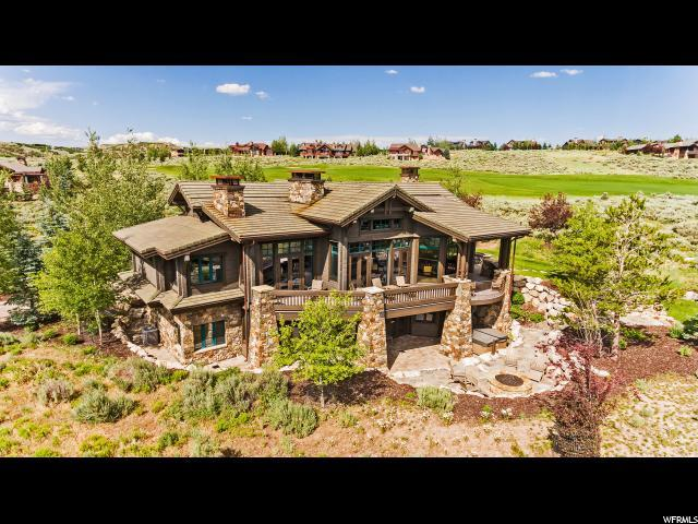 2663 E Silver Berry Ct, Park City, UT 84098 (MLS #1622073) :: High Country Properties