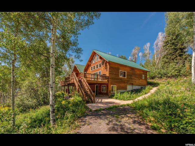 1015 Forest Meadows Rd C-86, Wanship, UT 84017 (MLS #1622225) :: High Country Properties