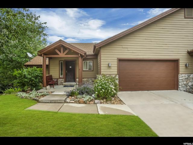 3958 W View Pointe Dr, Park City, UT 84098 (MLS #1622316) :: High Country Properties