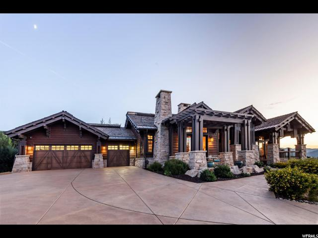9393 Uinta Dr, Kamas, UT 84036 (#1622394) :: Action Team Realty