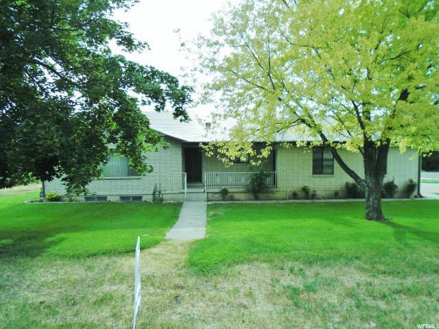 545 N Main St, Millville, UT 84326 (#1622523) :: The Fields Team