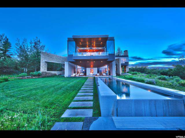 8298 N Promontory Ranch Rd, Park City, UT 84098 (#1622743) :: Big Key Real Estate