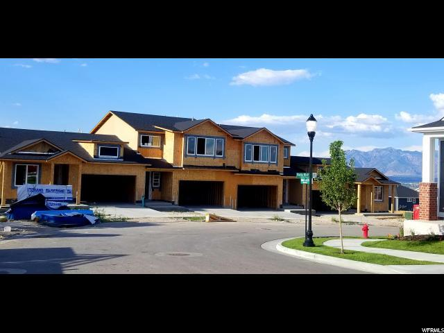 4196 W Bella Bluff Dr S #3, Herriman, UT 84096 (#1622812) :: Red Sign Team
