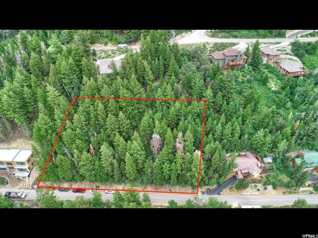 100 Saint Moritz Ter, Park City, UT 84098 (MLS #1622995) :: High Country Properties