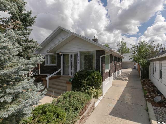 553 S Douglas St, Salt Lake City, UT 84102 (#1624791) :: The Fields Team