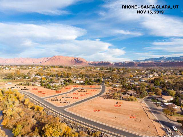 3278 Bonnelli Trl, Santa Clara, UT 84765 (#1626476) :: Doxey Real Estate Group
